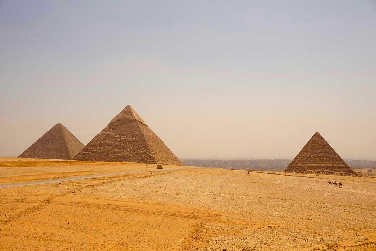 Consejos y recomendaciones para viajar a Egipto