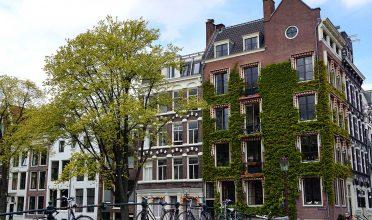 donde alojarse en Ámsterdam