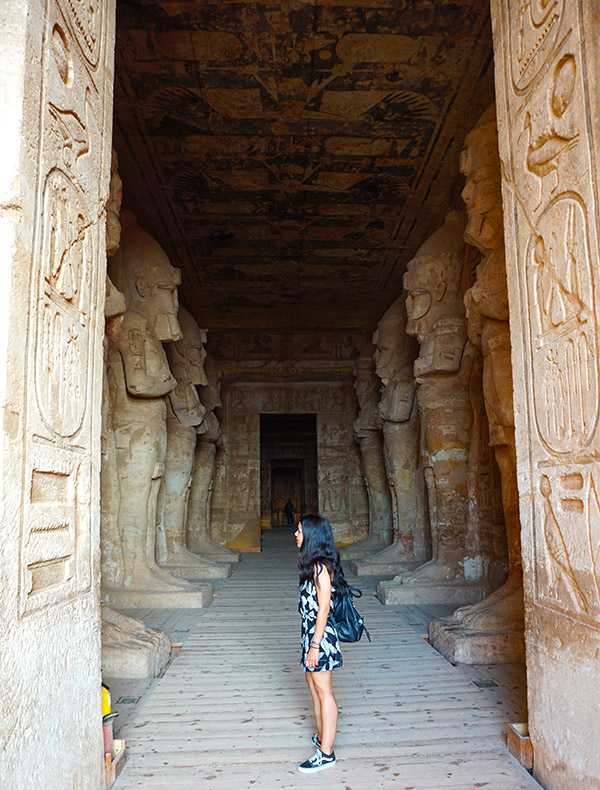 Templo de Ramsés II, Abu Simbel
