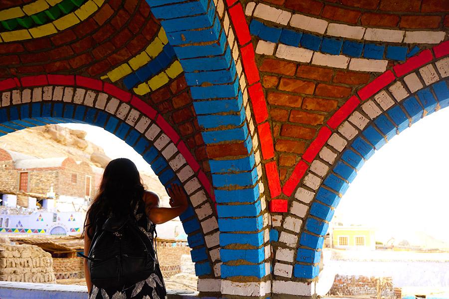 casa pueblo nubio aswan