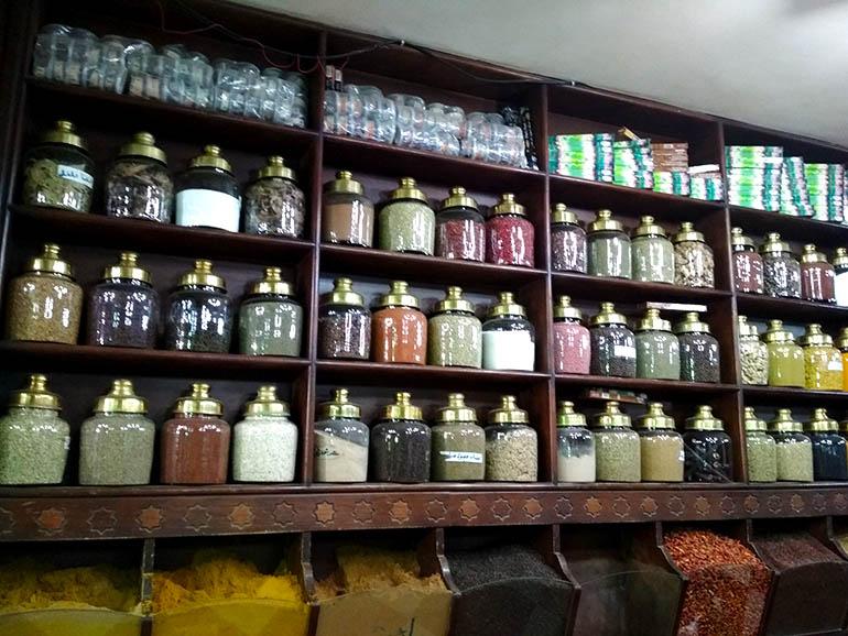 té egipcio