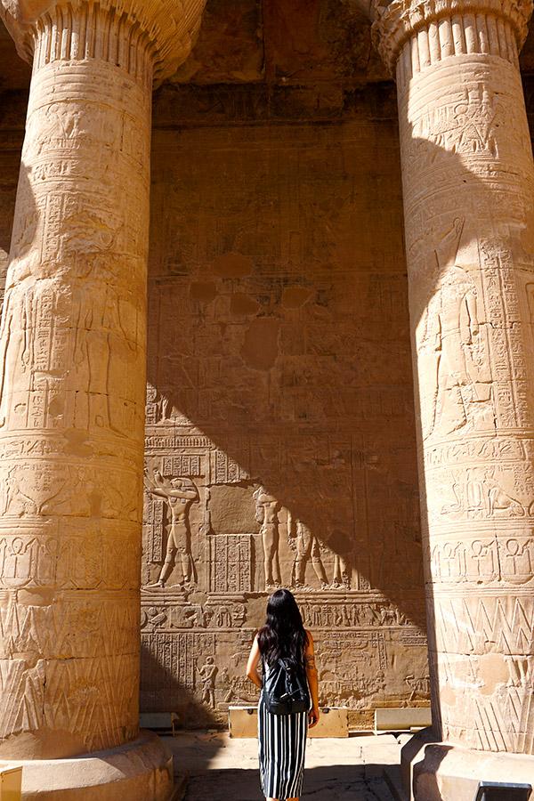 templo de horus egipto