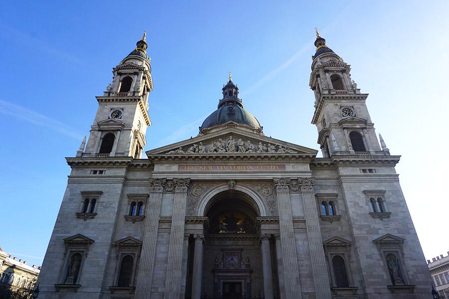 basilica de san esteban budapest