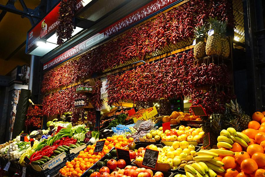 puesto comida mercado central budapest