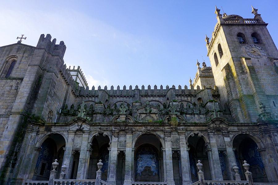 Catedral de la Sé de Oporto