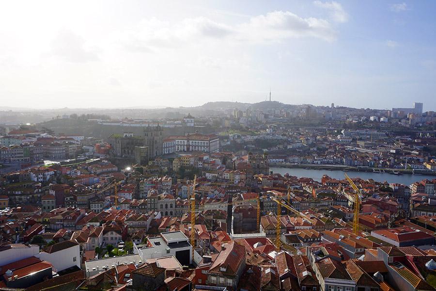 mejores vistas Oporto