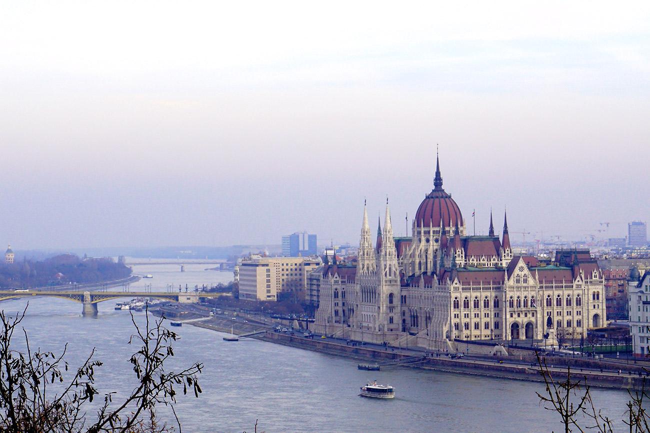 Presupuesto para viajar a Budapest cuatro días