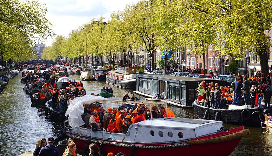 canales dia del rey amsterdam