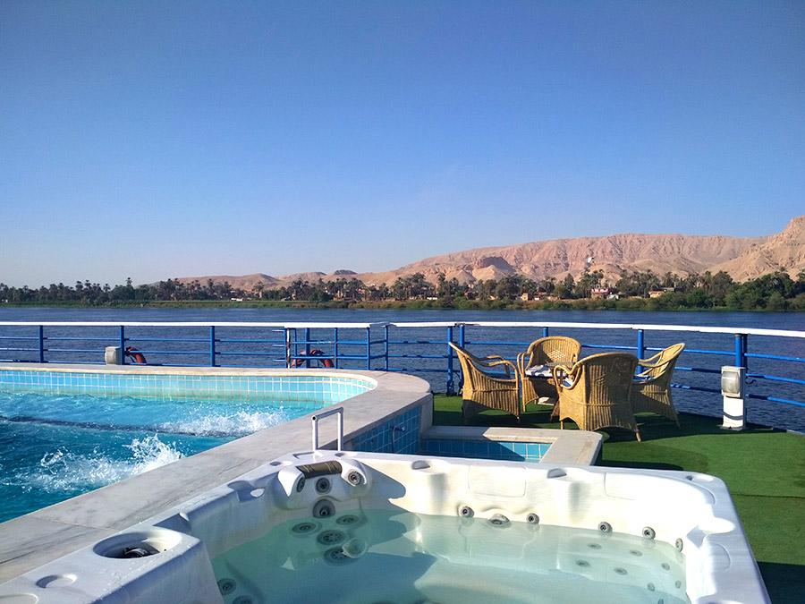 presupuesto crucero Nilo egipto