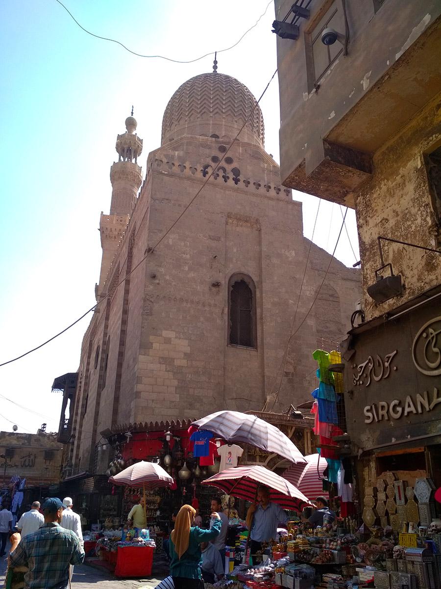 Gran Bazar de Khan el Khalili egipto