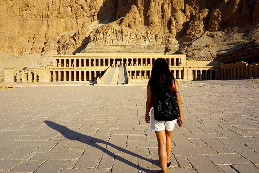viajar a Egipto con agencia