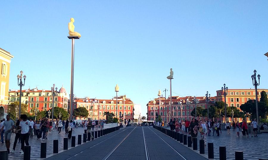 Place Masséna nia