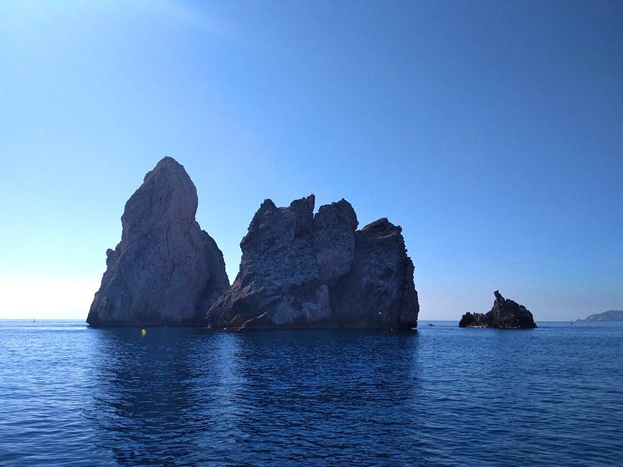 buceo islas medas