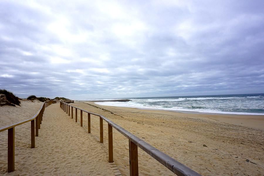 playa de costa nova aveiro