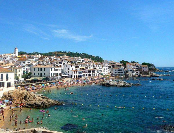 ruta por la costa brava cataluña