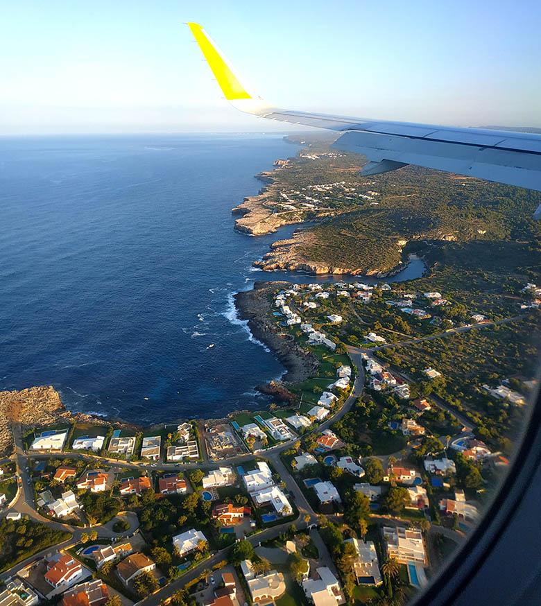 Presupuesto de viaje a Menorca