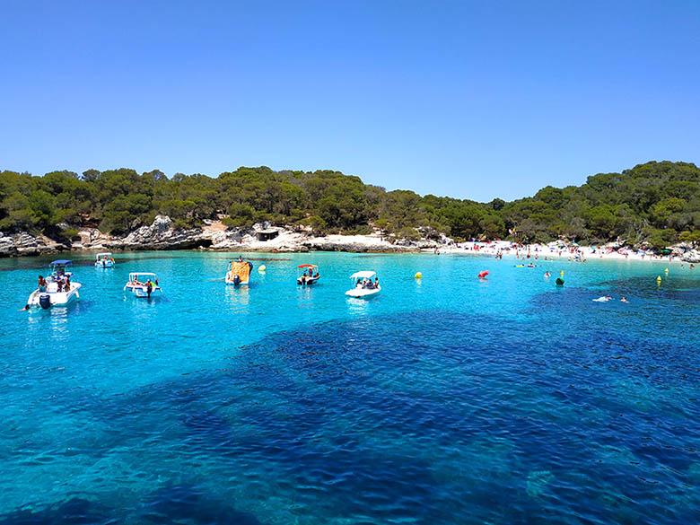 Presupuesto de viaje a Menorca en verano