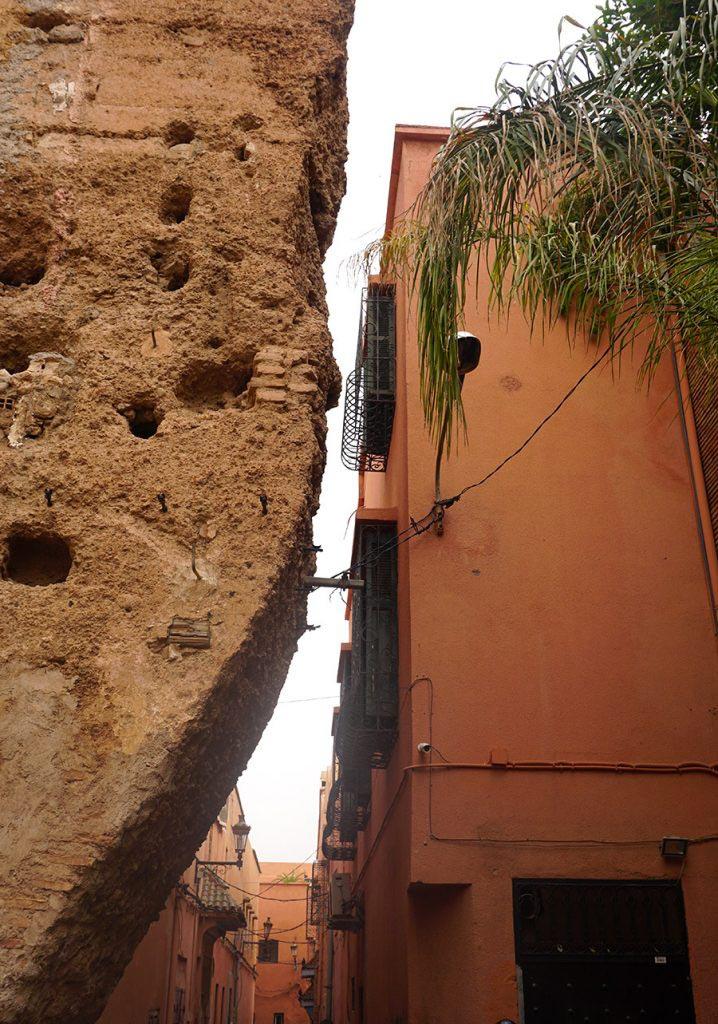 El Mellah barrio judio marrakech