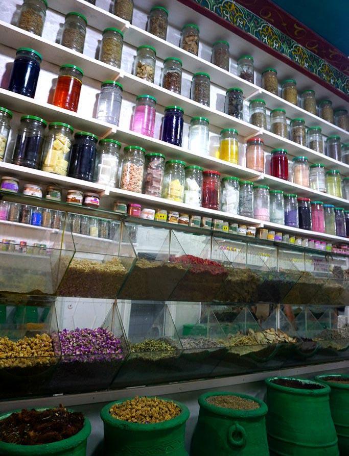 comprar aceite de argón en Marrakech