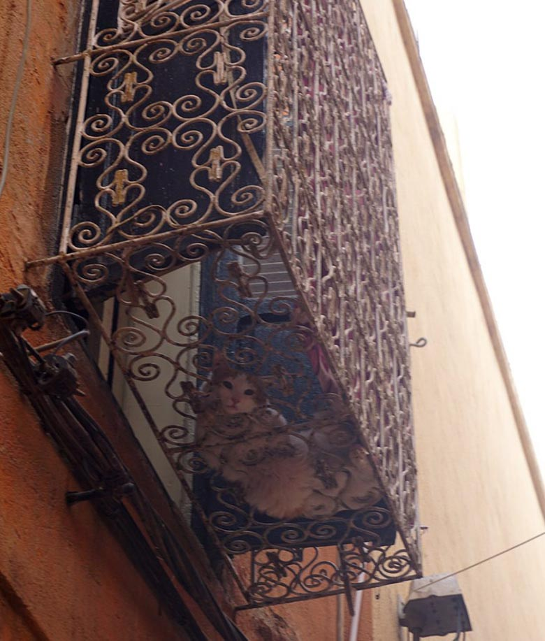barrio judío de Marrakech