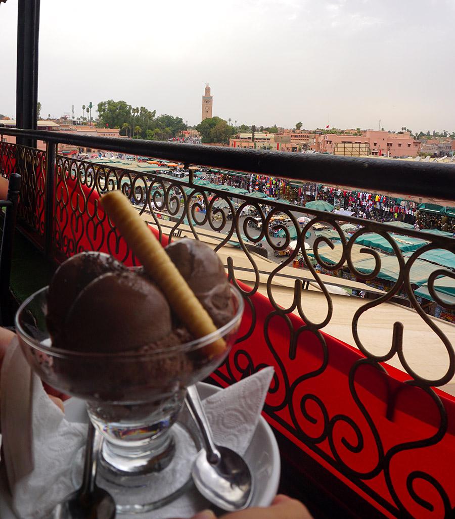 helado marruecos