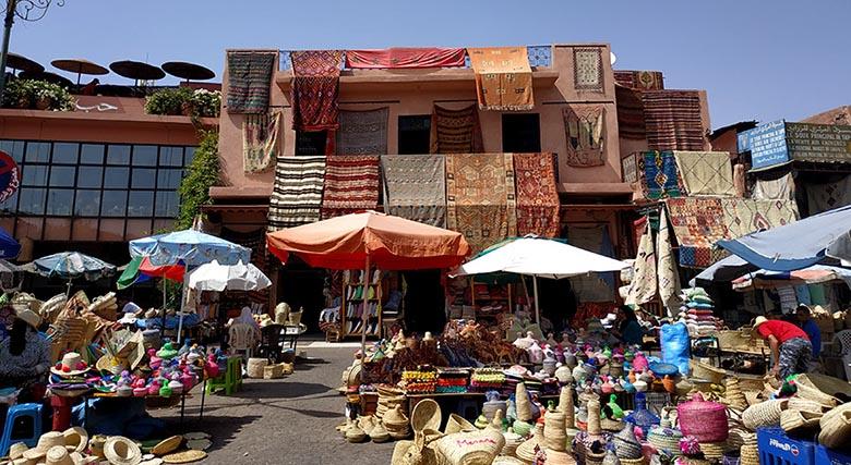 mejores zocos marrakech