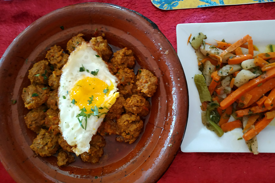 tajin comida tipica marruecos