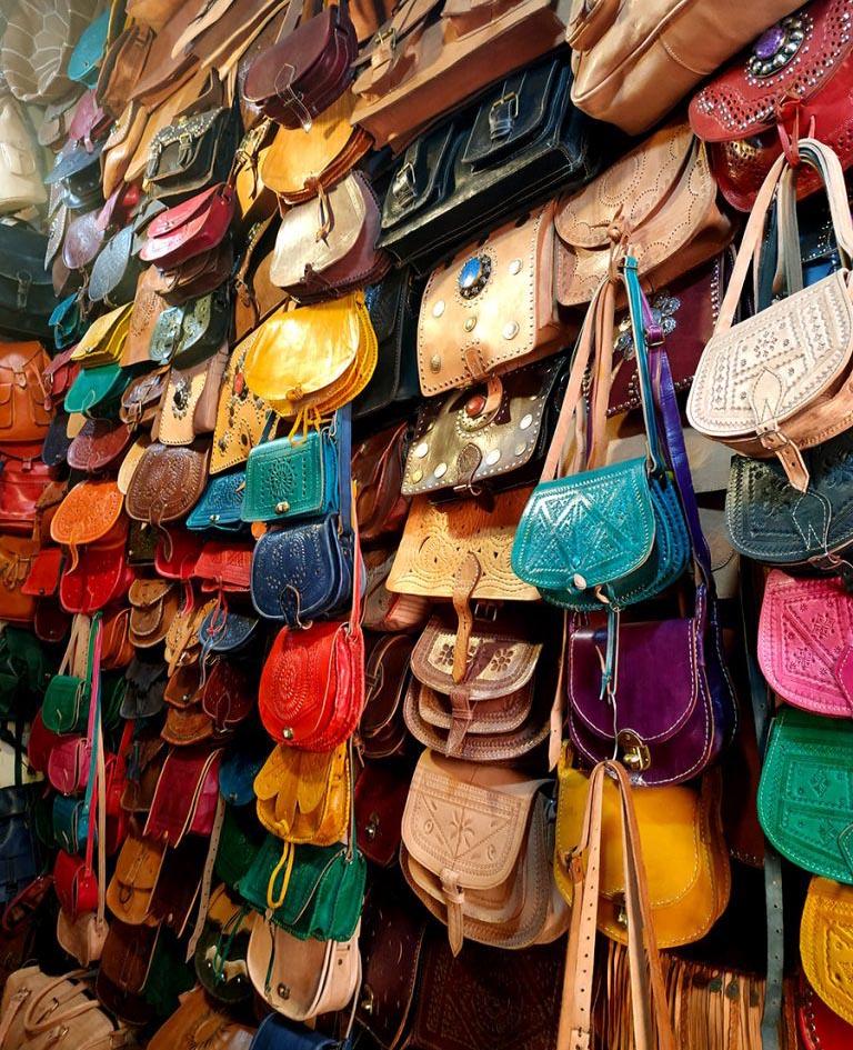 zoco cuero marrakech