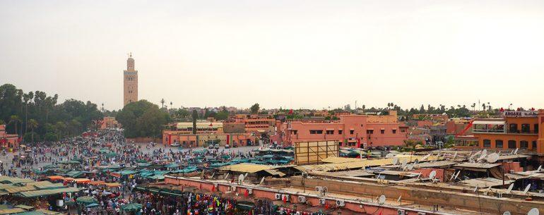 presupuesto de viaje a marruecos
