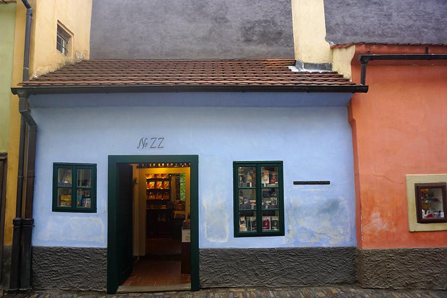 Casa deFranzKafka praga