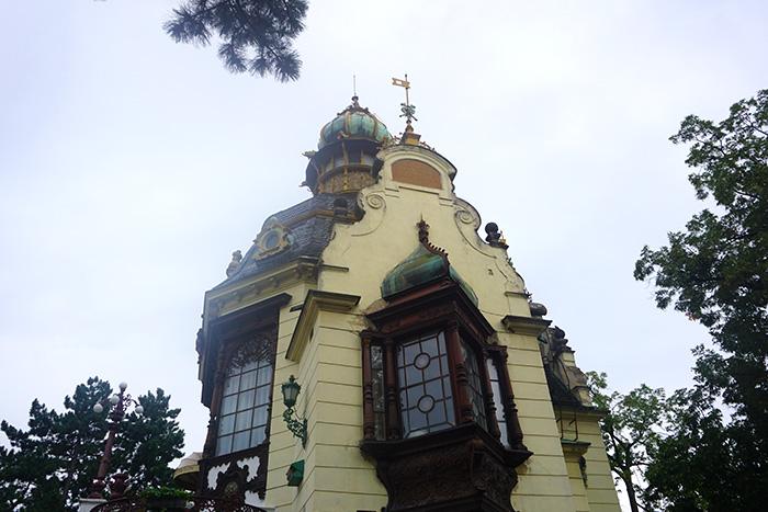 Hanavsky Pavillion praga