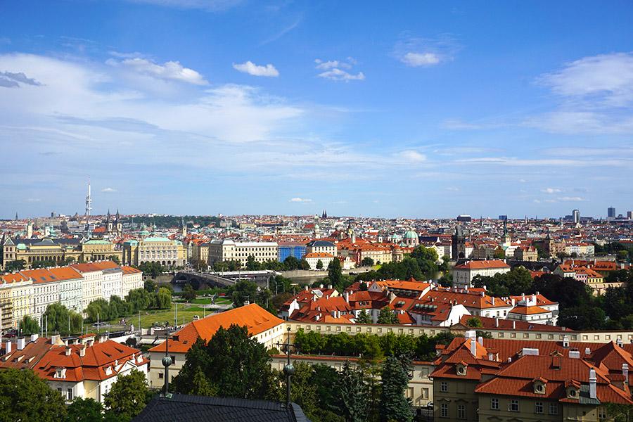 Hradčany Praga