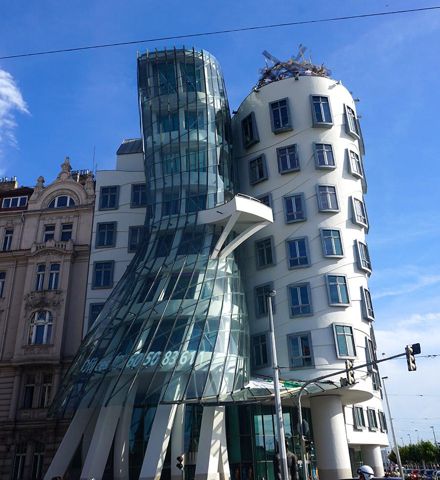 Casa Danzante de Praga