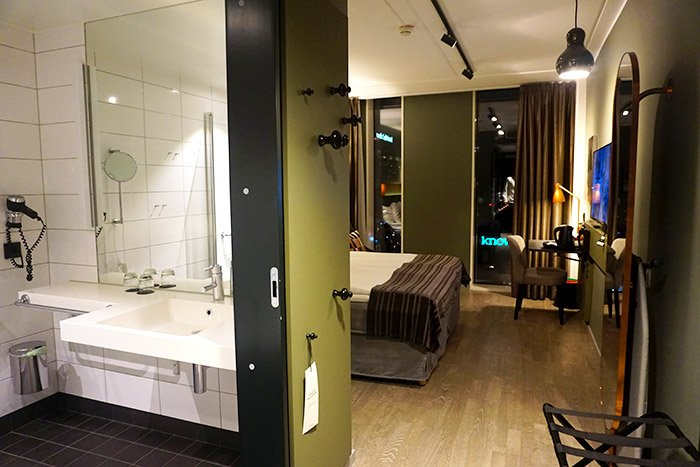 hotel en el centro de Estocolmo