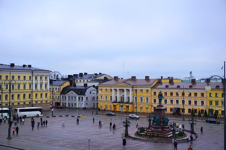 mejores barrios para alojarse en helsinki