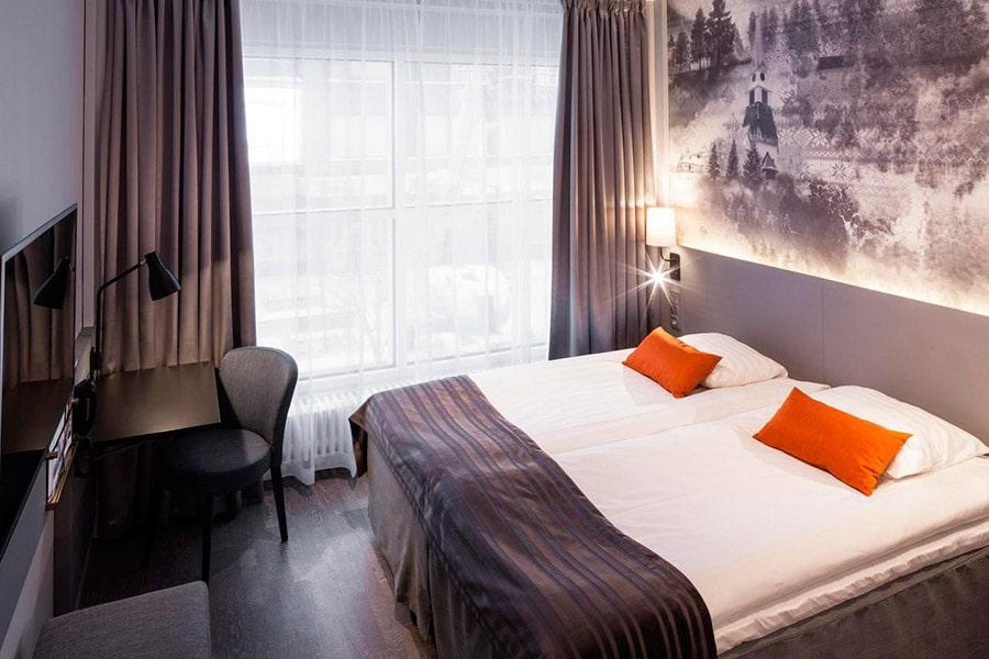 hoteles baratos en Rovaniemi