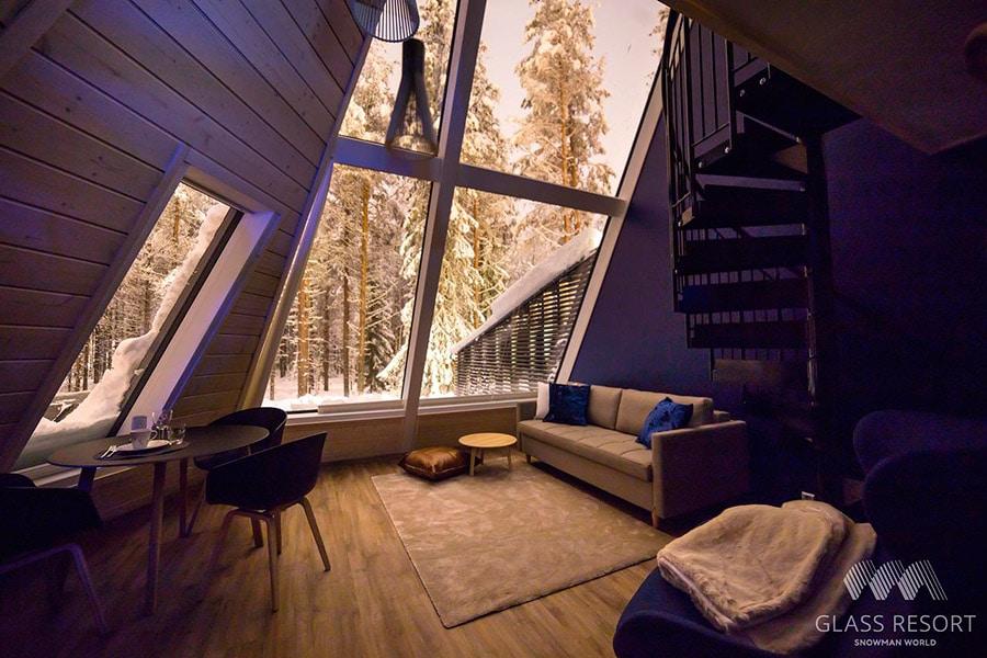 hotel iglu Laponia