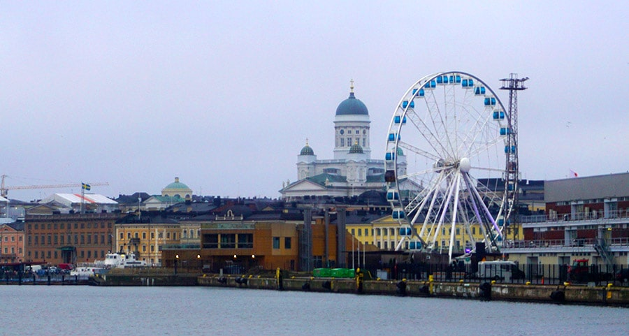 mejores vistas de Helsinki