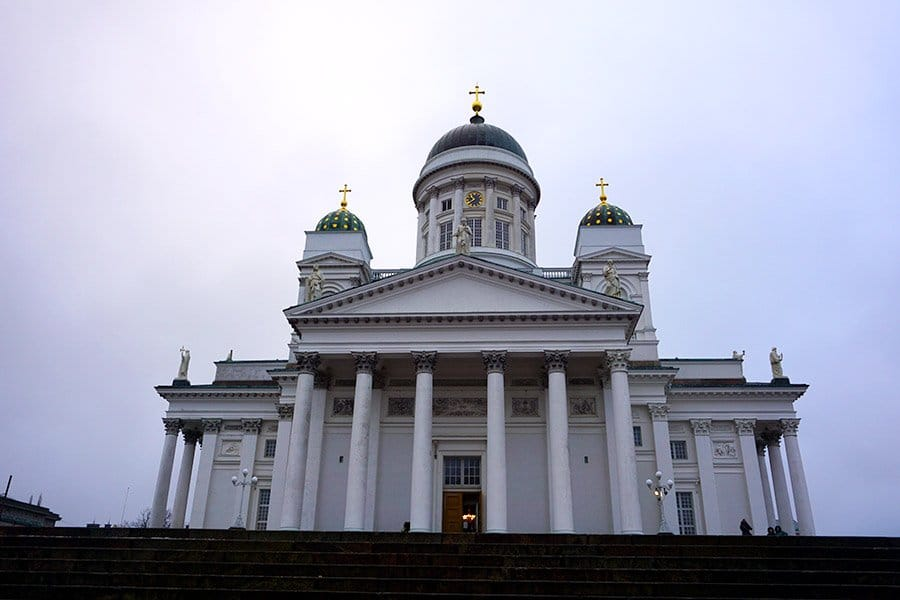 mejores zonas alojamiento en Helsinki