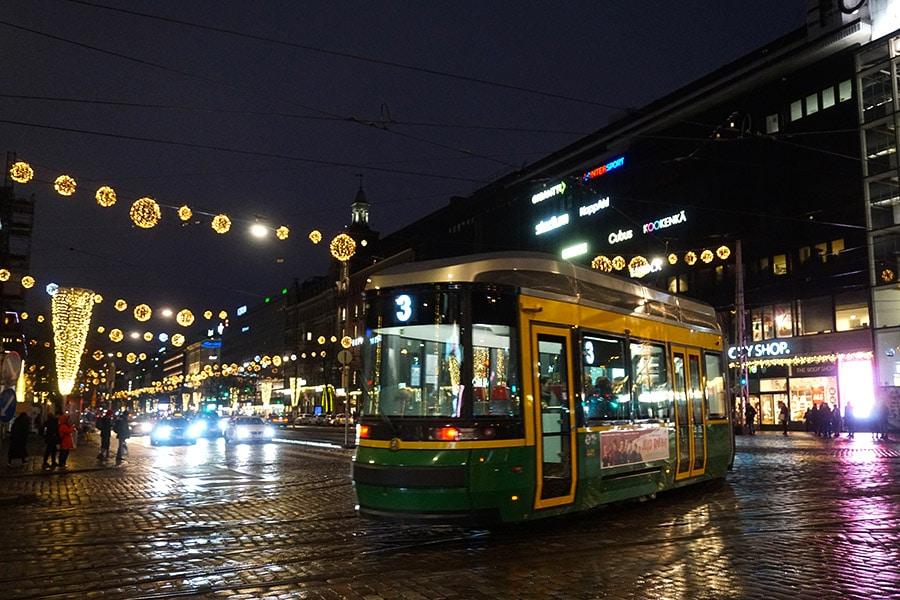 presupuesto transporte publico finlandia
