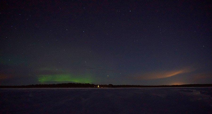 recomendaciones para ver luces del norte