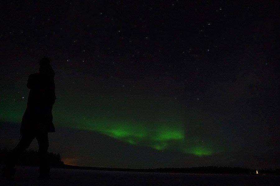 tour auroras boreales rovaniemi