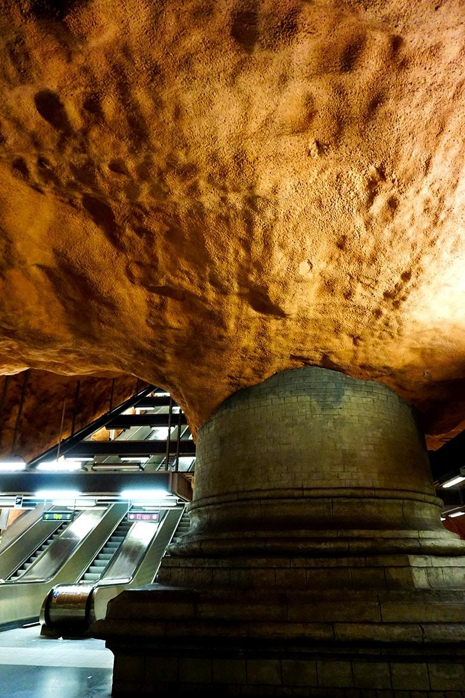 estación metro Rådhuset