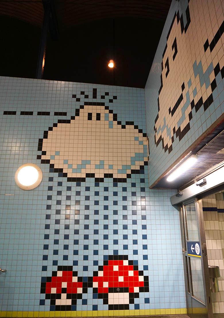 estación videojuegos Estocolmo