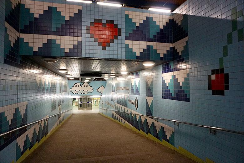 estacion metro estocolmo videojuegos