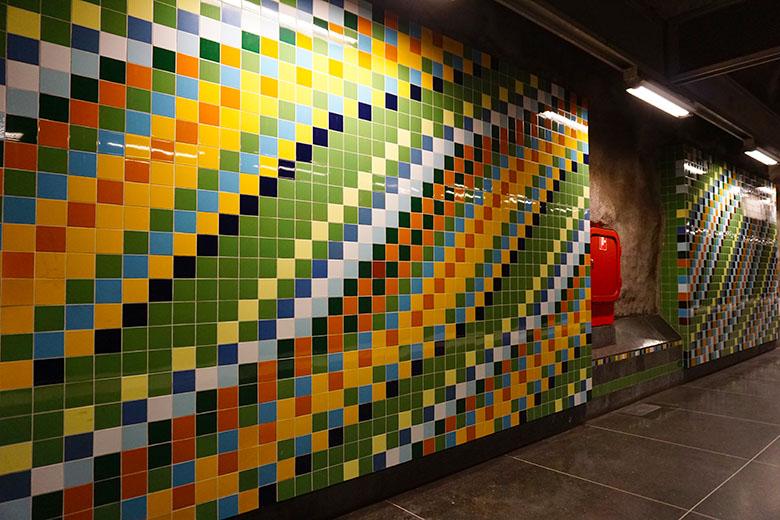 ruta metro estocolmo