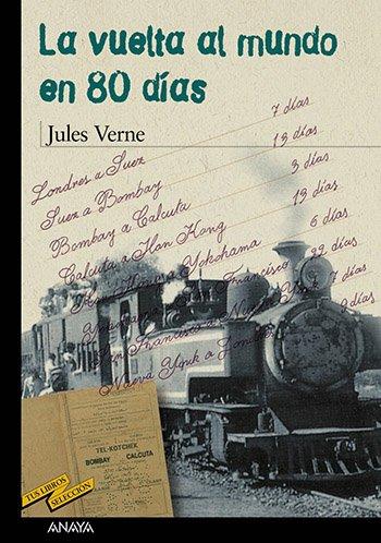 La vuelta al mundo en ochenta días libro