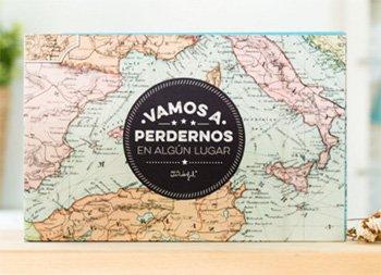 album de fotos viajes