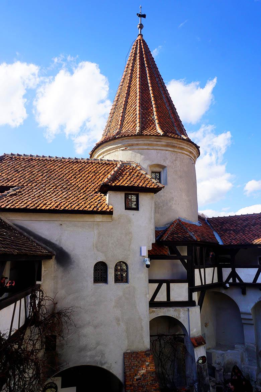 Castillo de Drácula Transilvania