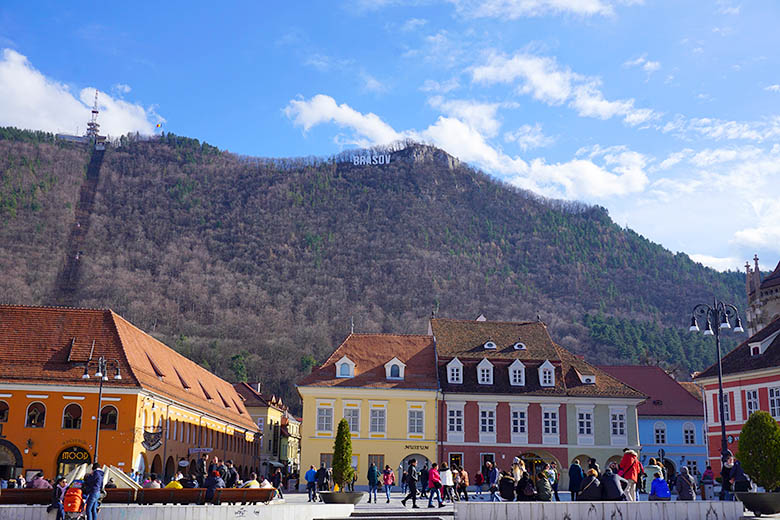 excursion a brasov rumania